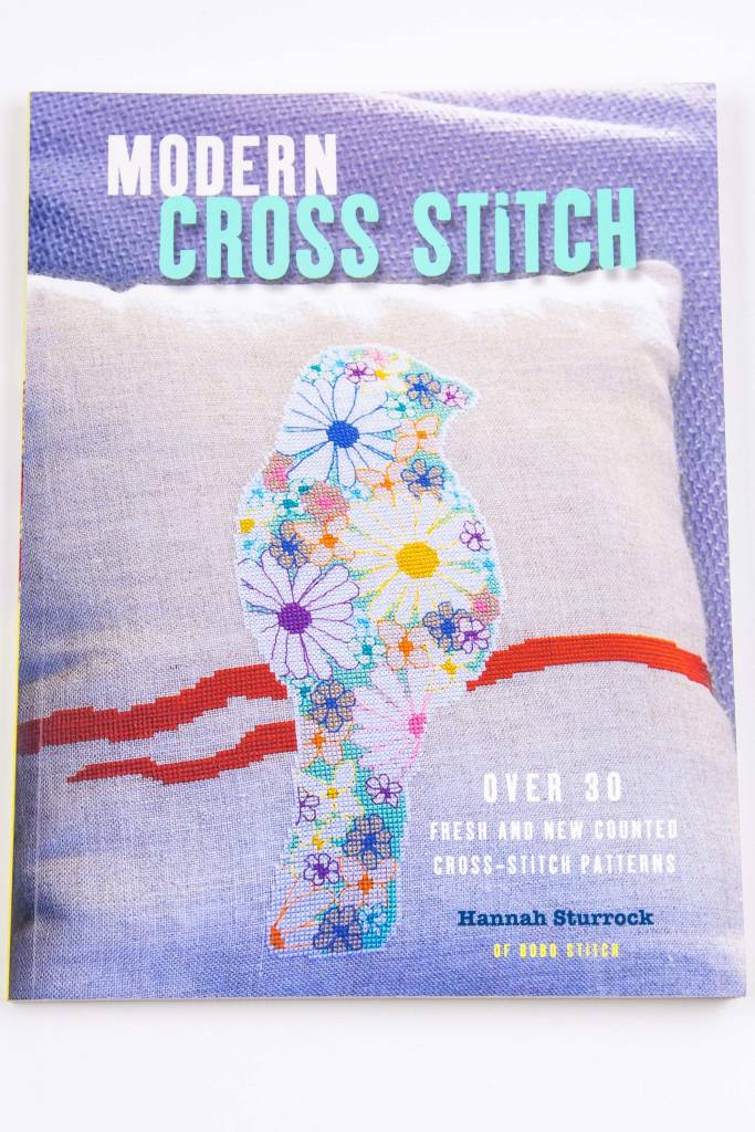 Ryland, Peters & Small CICO Book - Modern Cross Stitch