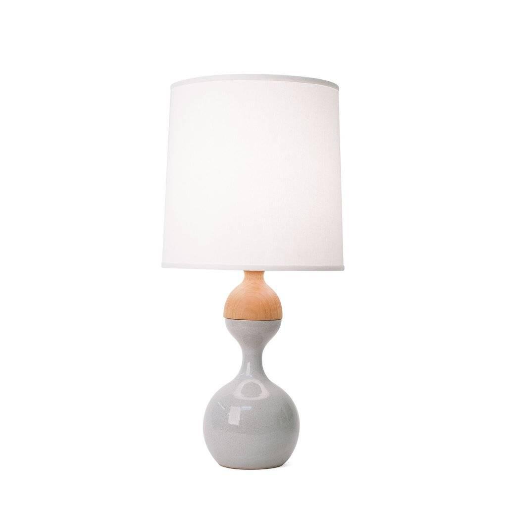 J Schatz Kuni Juu Table Lamp Light Blue Large