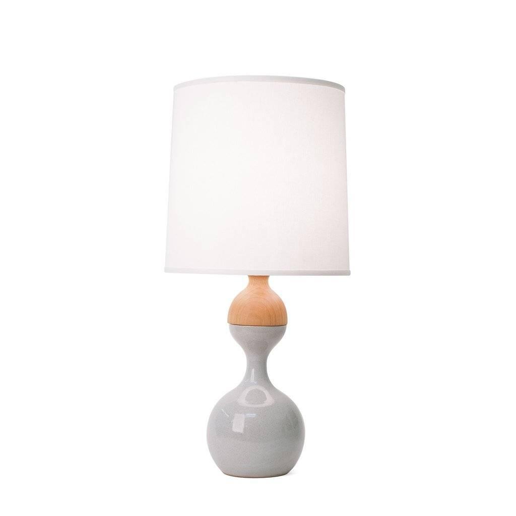 J Schatz Kuni Juu Table Lamp Light Blue