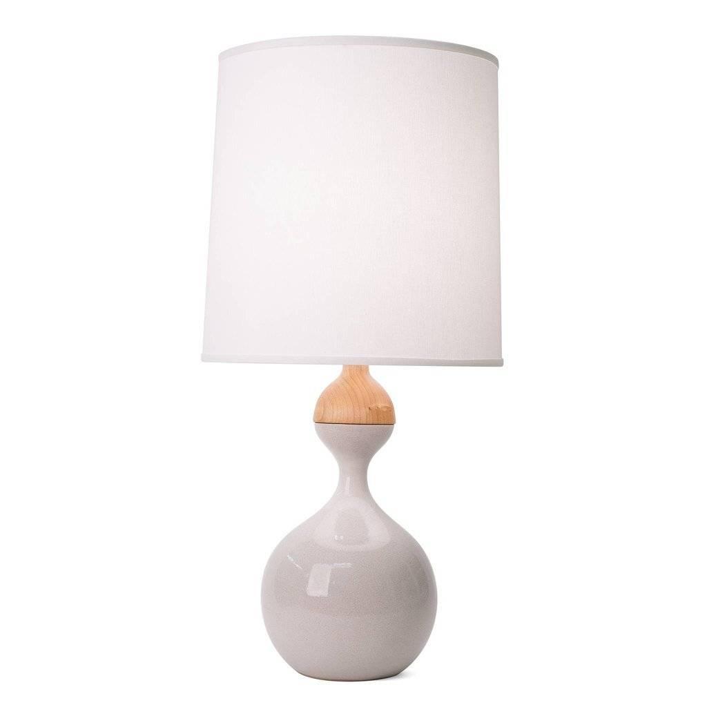 J Schatz Kuni Juu Table Lamp Light Gray Large