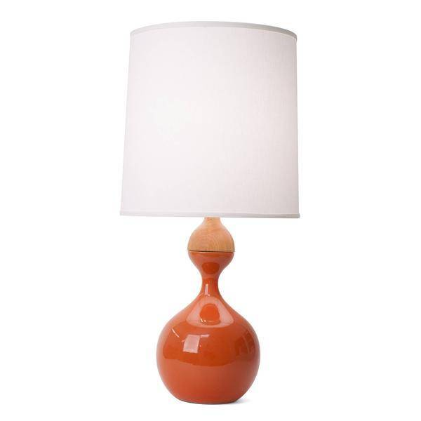 J Schatz Kuni Juu Table Lamp Orange