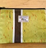 Artifact Zip Pouch Stripes