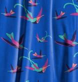 Leota Sleeve Wrap Mini Flight Cobalt