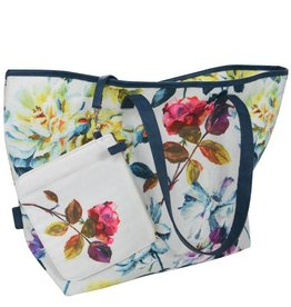 Designers Guild Couture Rose Fuchsia Tote Bag