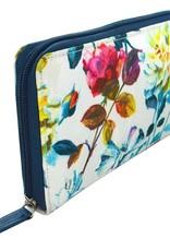 Designers Guild Couture Rose Fuchsia Purse