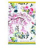 Designers Guild Chinoiserie Peony Tea Towel