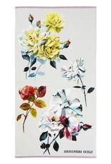 Designers Guild Couture Rose Fuchsia Beach Towel