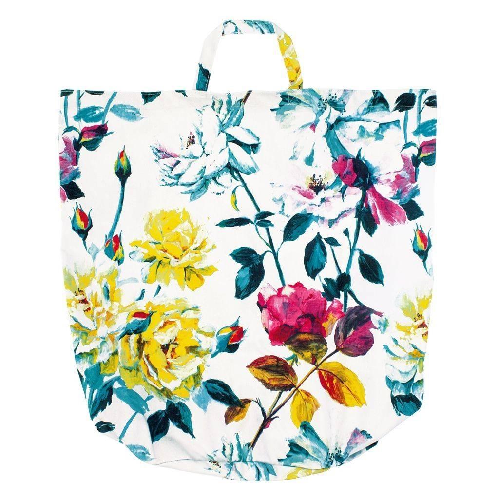 Designers Guild Couture Rose Fuchsia Laundry Bag
