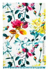 Designers Guild Couture Rose Fuchsia Tea Towel