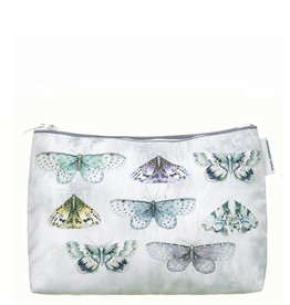 Designers Guild Issoria Zinc Medium Toiletry Bag