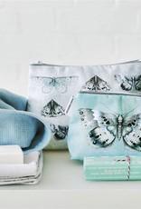 Designers Guild Issoria Zinc Medium Toiletry Bag
