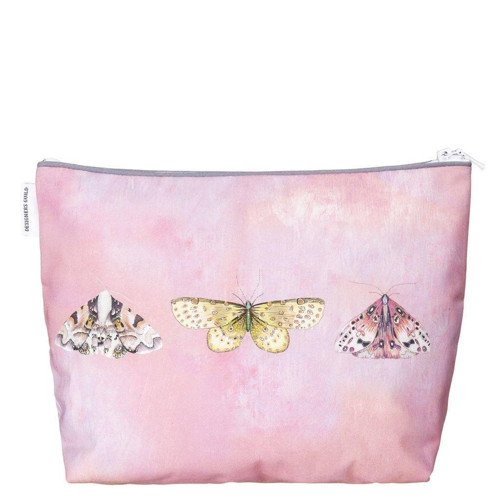 Designers Guild Issoria Rose Large Toiletry Bag