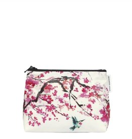 Designers Guild Chinoiserie Peony Small Toiletry Bag