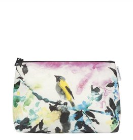 Designers Guild Chinoiserie Peony Medium Toiletry Bag
