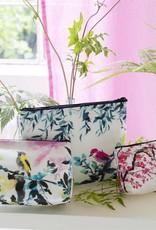 Designers Guild Chinoiserie Peony Medium Toiletry Bag