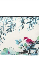 Designers Guild Chinoiserie Peony Large Toiletry Bag