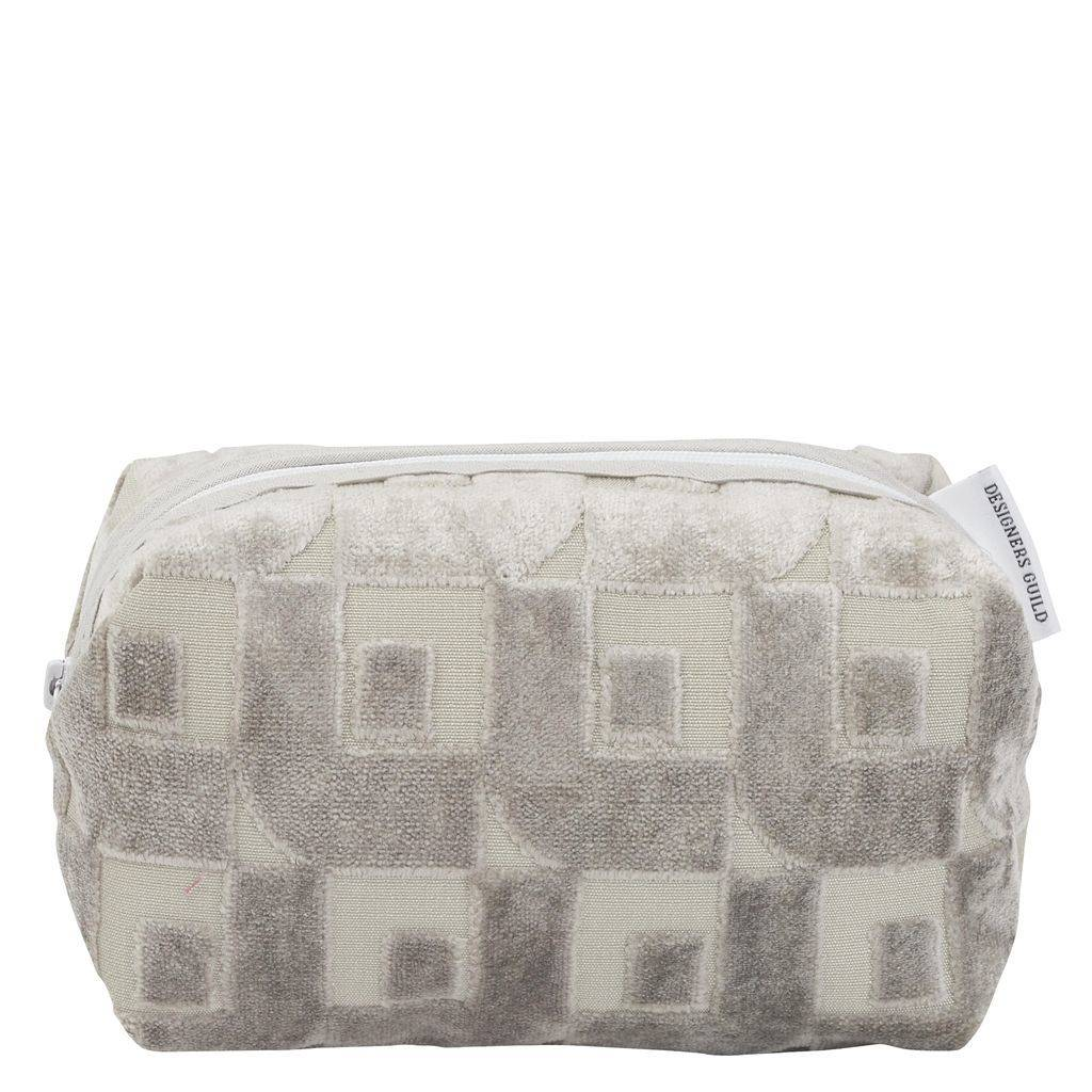 Designers Guild Pugin Dove Small Toiletry Bag