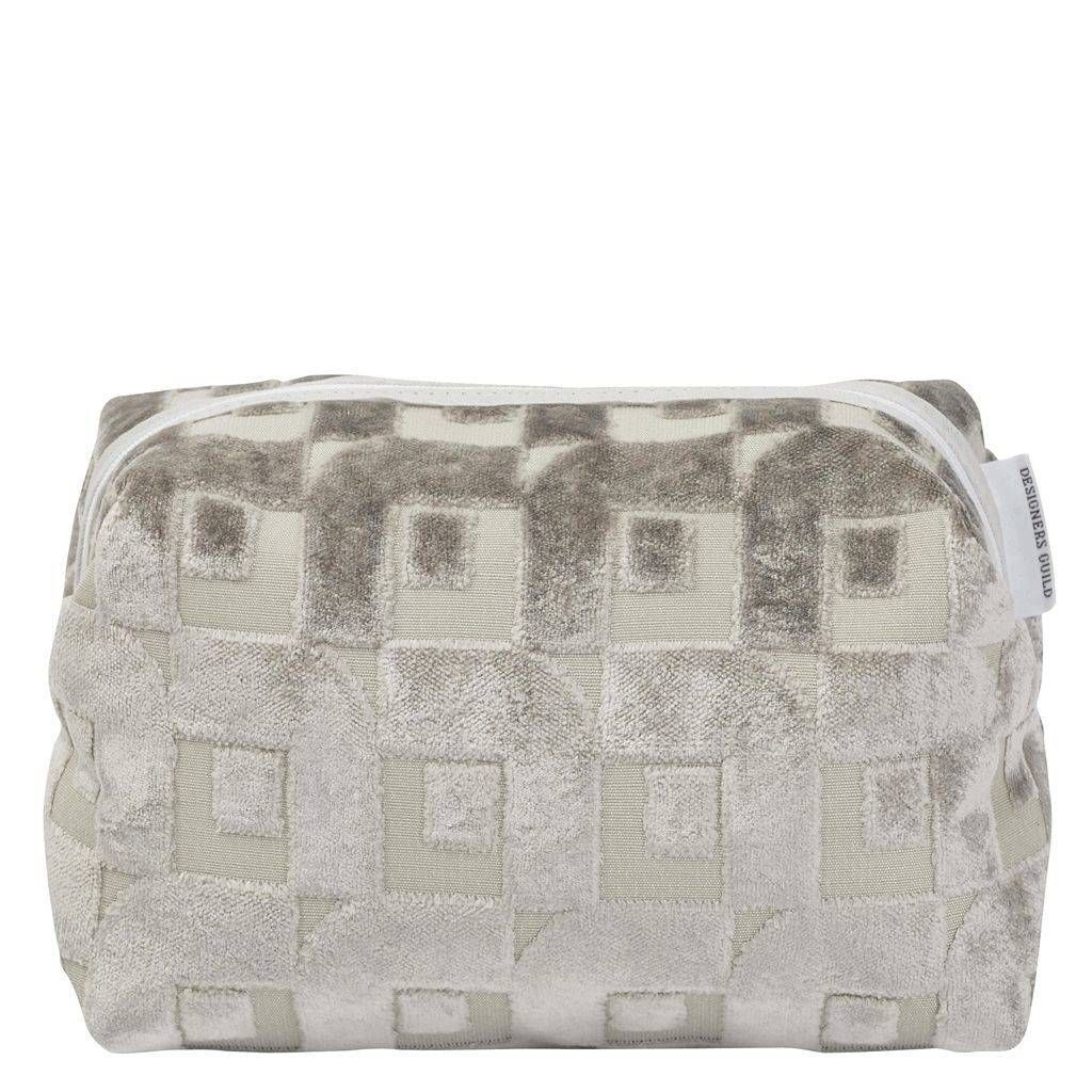 Designers Guild Pugin Dove Medium Toiletry Bag