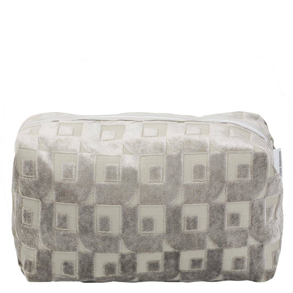 Designers Guild Pugin Dove Large Toiletry Bag