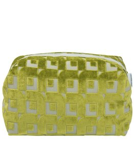Designers Guild Pugin Apple Large Toiletry Bag