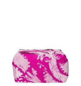 Designers Guild Majella Fuchsia Small Toiletry Bag