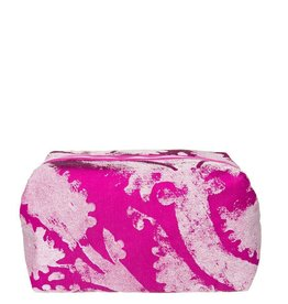 Designers Guild Majella Fuchsia Medium Toiletry Bag