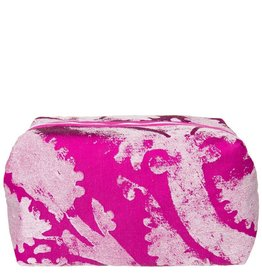 Designers Guild Majella Fuchsia Large Toiletry Bag