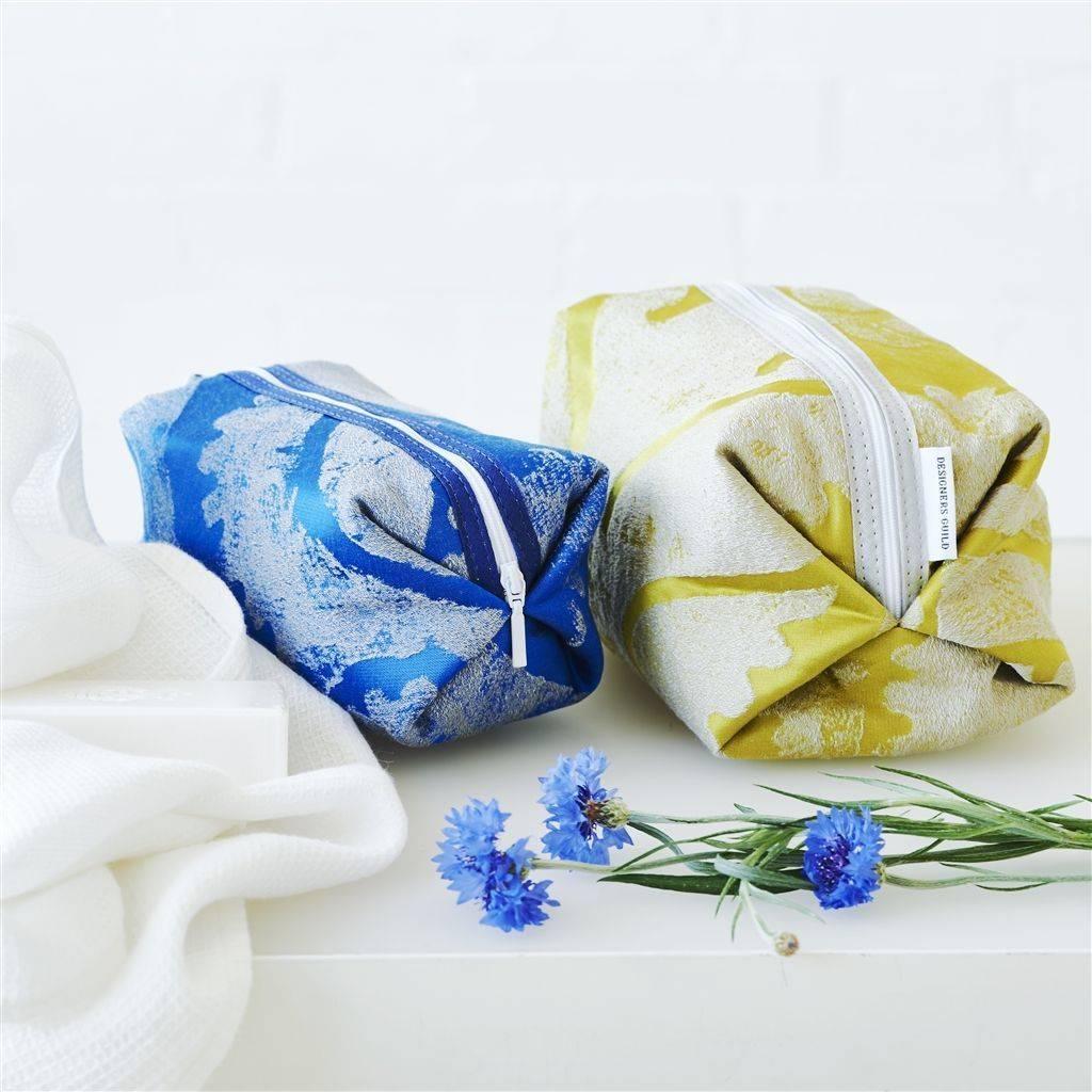 Designers Guild Majella Alchemilla Small Toiletry Bag