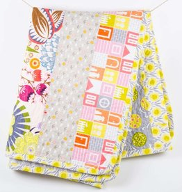 Kreatelier Baby Quilt Stripe Patchwork