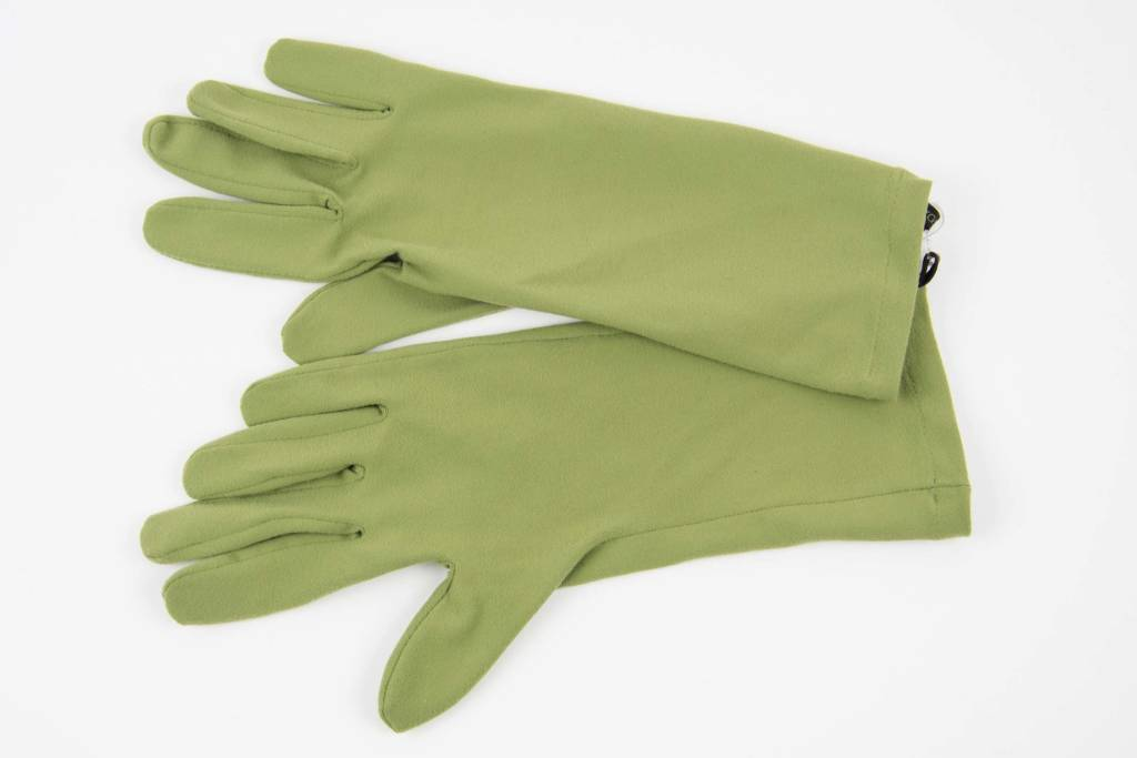 Foxgloves Gardening Gloves Moss Green