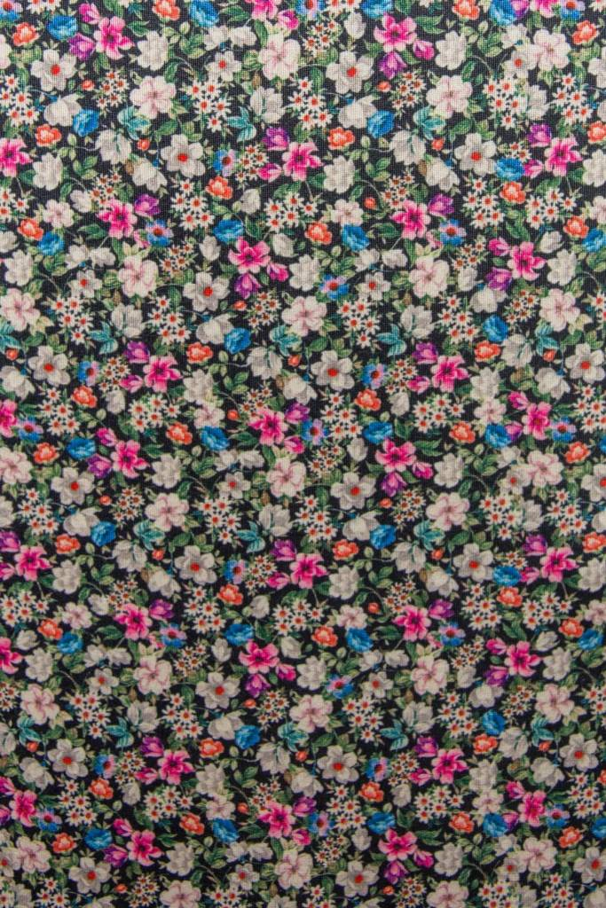 Nally and Millie Printed Reversible Multicolor