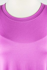 Nally and Millie Orchid Recut-Modal Spandex