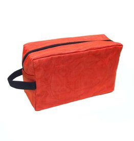 Helping Hand Partners Travel Case Persimmon