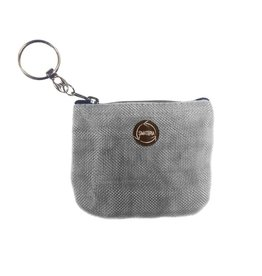 Helping Hand Partners Change Purse Gray