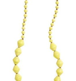 31Bits Shine on Necklace Yellow