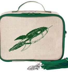 So Young Lunch Box Green Rocket