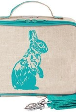 So Young Lunch Box Aqua Bunny