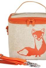 So Young Large Cooler Bag Orange Fox