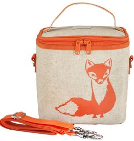 So Young Large Cooler Bag Orange Fox
