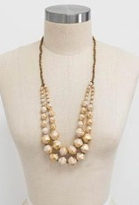 31Bits The Voyager Cream/Gold