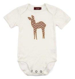 Milkbarn Applique 1pc Rose Deer