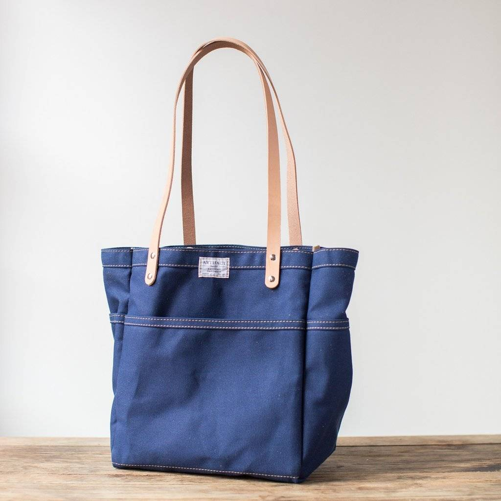 Artifact Campus Tote Navy