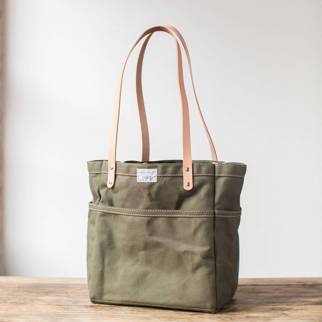 Artifact Campus Tote Olive