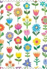 Gina B Designs Microfiber Cloth Flower Patch