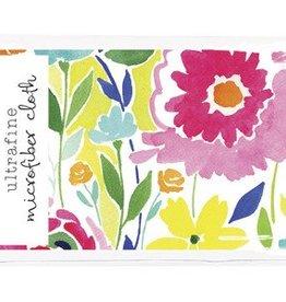 Gina B Designs Microfiber Cloth Peony Garden