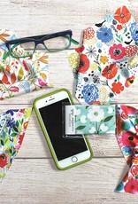 Gina B Designs Microfiber Cloth Vines and Birds