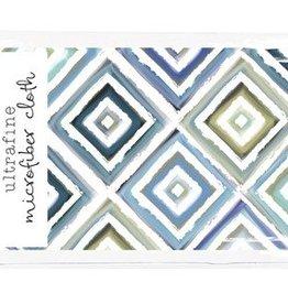 Gina B Designs Microfiber Cloth Diamond Wave