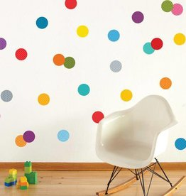 Petit collage kreatelier petit collage fabric wall decal confetti gumiabroncs Choice Image