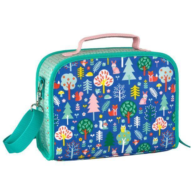 Petit Collage Lunch Box Woodland