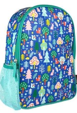 Petit Collage Backpack Woodland